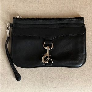Rebecca Minkoff Leather Clutch